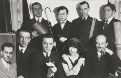 Dada Group, 1922