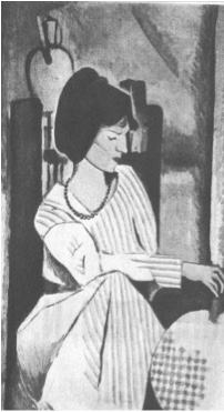 Portrait of Donna 1913